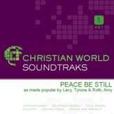 Peace Be Still [Music Download]