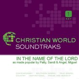 In The Name Of The Lord [Music Download]