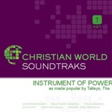 Instrument Of Power [Music Download]