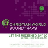Let The Redeemed Say So [Music Download]