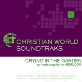 Crying In The Garden [Music Download]