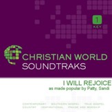 I Will Rejoice [Music Download]