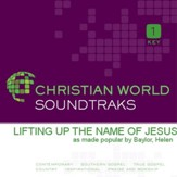 Lifting Up The Name Of Jesus [Music Download]