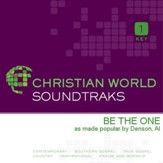 Be the One [Music Download]