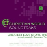 Greatest Love Story, The [Music Download]