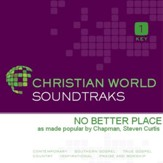 No Better Place [Music Download]
