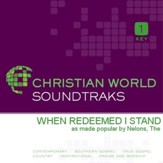 When Redeemed I Stand [Music Download]