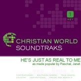 He's Just As Real to Me [Music Download]