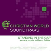 Standing In the Gap [Music Download]