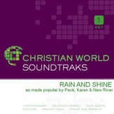 Rain And Shine [Music Download]