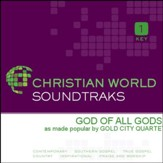 God Of All Gods [Music Download]