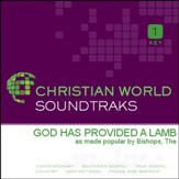 God Has Provided A Lamb [Music Download]