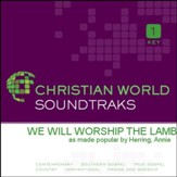 We Will Worship The Lamb [Music Download]