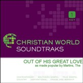 Out Of His Great Love [Music Download]