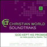 God Kept His Promise [Music Download]