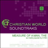 Measure Of A Man, The [Music Download]