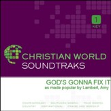 God'S Gonna Fix It [Music Download]