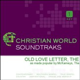 Old Love Letter, The [Music Download]