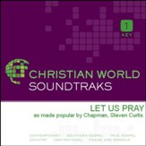 Let Us Pray [Music Download]