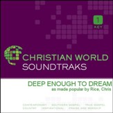 Deep Enough To Dream [Music Download]