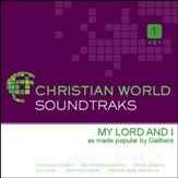 My Lord And I [Music Download]