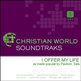 I Offer My Life [Music Download]