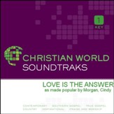 Love Is The Answer [Music Download]