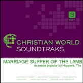Marriage Supper Of The Lamb [Music Download]