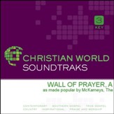 Wall Of Prayer, A [Music Download]