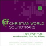 I Believe It All [Music Download]