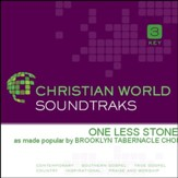 One Less Stone [Music Download]