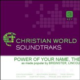 The Power Of Your Name [Music Download]