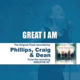 Great I Am - Performance Track - EP [Music Download]