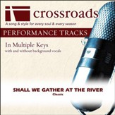 Shall We Gather At The River (Performance Track) [Music Download]