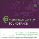 The Proof of Your Love [Music Download]
