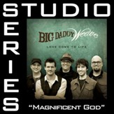 Magnificent God (Original Key with Background Vocals) [Music Download]