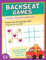 Backseat Games Christian Educational PDF & MP3 [Music Download]
