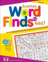 Scripture Word Finds Christian Puzzle PDF & Digital Album Download [Music Download]