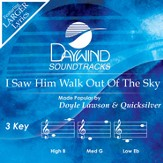 I Saw Him Walk Out Of The Sky [Music Download]