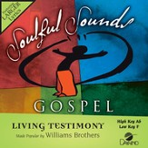 Living Testimony [Music Download]