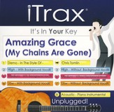 Amazing Grace (My Chairs are Gone) Acoustic, Piano Instrumental [Music Download]