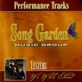 Standing My Ground (Performance Track) [Music Download]