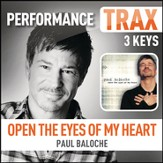 Open The Eyes Of My Heart (Original Key Trax With Background Vocals) [Music Download]