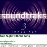 One Night With The King [Music Download]