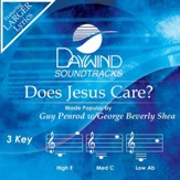 Does Jesus Care? [Music Download]