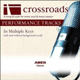 Amen (Performance Track with Background Vocals in Ab) [Music Download]