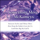 Something More - Peg (Made Popular by The McKameys) [Performance Track] [Music Download]