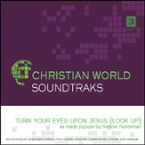 Turn Your Eyes Upon Jesus (Look Up) [Music Download]