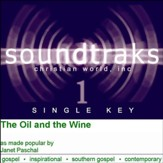 Oil And The Wine, The [Music Download]