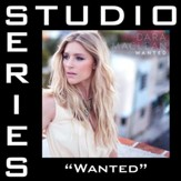 Wanted (Medium Key Performance Track Without Background Vocals) [Music Download]